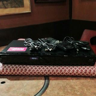 SHARP - ◎SHARP  BD-W520  12倍録  2番組W録 500GB フル装備!