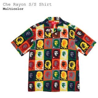 シュプリーム(Supreme)のsupreme Che Rayon S/S Shirt(シャツ)