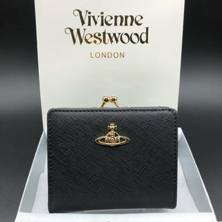Vivienne Westwood - 【新品・正規品】ヴィヴィアン ウエストウッド 折財布 706 がま口 プレゼント
