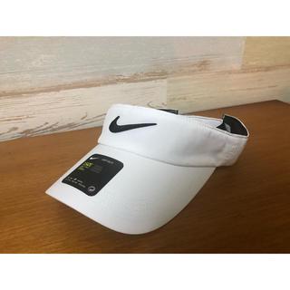 ナイキ(NIKE)の新品 NIKE ナイキ サンバイザー ゴルフサンバイザー ユニセックス (サンバイザー)