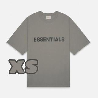 FEAR OF GOD - XSカーキーFOG Essentials T-Shirt Tシャツ