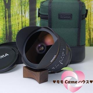 シグマ(SIGMA)のソニー用シグマ魚眼レンズ★15㎜ F2.8 FISHEYE☆941(レンズ(単焦点))