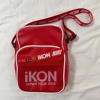 アイコン(iKON)のiKON 公式グッズ ショルダーバッグ (K-POP/アジア)
