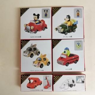 Disney - ご連絡用◆ ディズニーリゾート新作  ×6車種