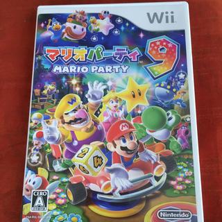 Wii - マリオパーティ9 Wii ソフト