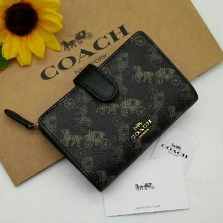 COACH - COACH(コーチ)の二つ折り財布   87936