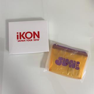 アイコン(iKON)のiKON ミニビニールポーチ JUNE(K-POP/アジア)