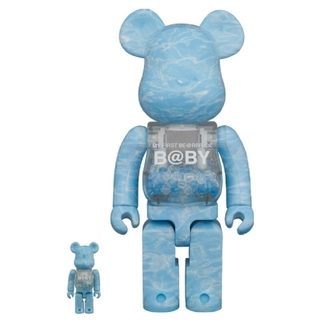 BE@RBRICK B@BY WATER CREST Ver.1000%(キャラクターグッズ)