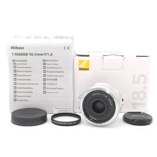 ニコン(Nikon)のミラーレス用単焦点レンズ♪Nikon 1 NIKKOR 18.5mm F1.8♪(レンズ(単焦点))
