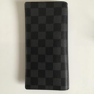 ルイヴィトン(LOUIS VUITTON)のルイ ヴィトン ポルトフォイユ・ブラザ N62665  M様専用(長財布)