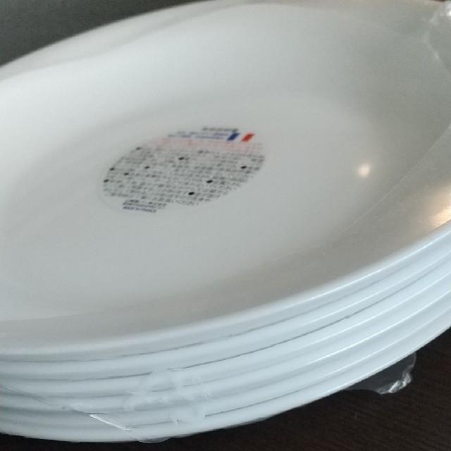 山崎製パン(ヤマザキセイパン)の山崎製パン 丸皿 6枚セット インテリア/住まい/日用品のキッチン/食器(食器)の商品写真