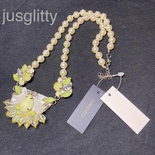 ジャスグリッティー(JUSGLITTY)のjusglitty   ネックレス 宝飾パール ビーズ パーティ 発表会 (ネックレス)