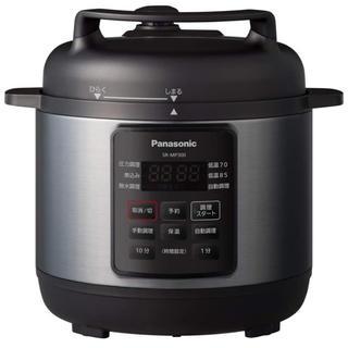 パナソニック(Panasonic)のパナソニック・電気圧力鍋・SR-MP300(調理機器)