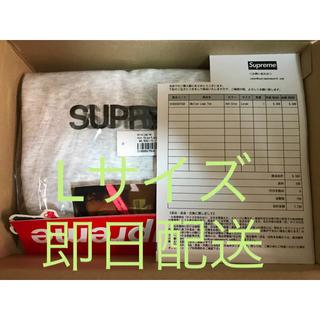 シュプリーム(Supreme)のsupreme Motion logo tee グレーLモーションシュプリーム (Tシャツ/カットソー(半袖/袖なし))