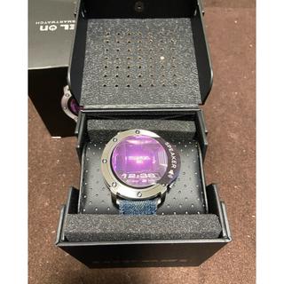 ディーゼル(DIESEL)の【DIESEL 【タッチスクリーンスマートウォッチ】AXIAL DZT2015(腕時計(デジタル))