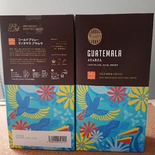 TULLY'S COFFEE - TULLY'S COFFEE コールドブリュー 3パック×2箱