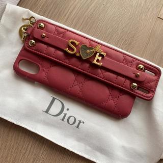 ディオール(Dior)のDIOR iPhone Xケース(iPhoneケース)