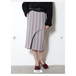 ラグナムーン(LagunaMoon)のLAGUNAMOON  タイトスカート(ひざ丈スカート)