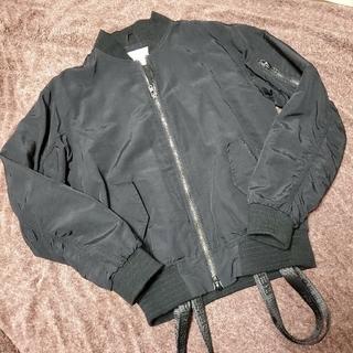 フィアオブゴッド(FEAR OF GOD)のRepresent ma1 ブルゾン リプレゼント ジャケット サイズM ブラッ(ブルゾン)