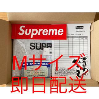 シュプリーム(Supreme)のsupreme Motion logo tee グレーMモーションシュプリーム (Tシャツ/カットソー(半袖/袖なし))
