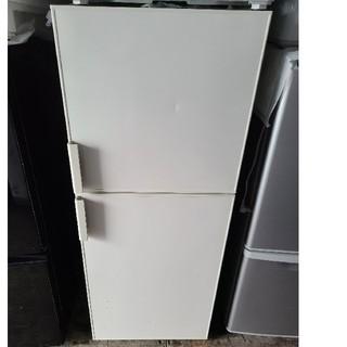 MUJI (無印良品) - 無印良品 2ドア冷蔵庫 137L 💍2014年製💍 ホワイト