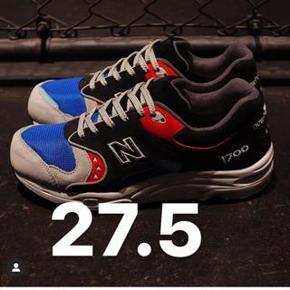 NewBalance × Mita Sneakers × WhizLimited