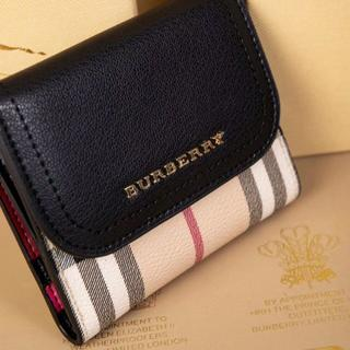 BURBERRY - 値下げ Burberryバーバリー 財布 折り財布