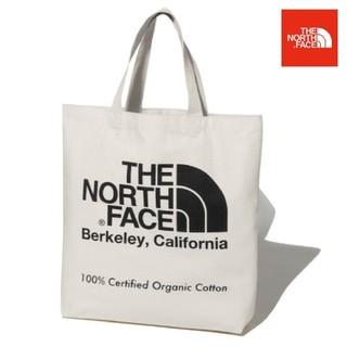 ザノースフェイス(THE NORTH FACE)の【新品】ノースフェイス TNFオーガニックコットン 20L  ブラック(トートバッグ)