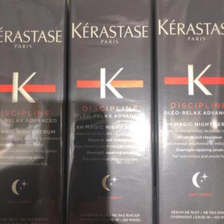 ケラスターゼ(KERASTASE)のマジックナイトセラム(オイル/美容液)