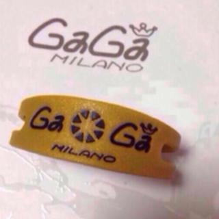 ガガミラノ(GaGa MILANO)の非売品⭐︎レア⭐︎バンデル×ガガミラノ(ブレスレット)