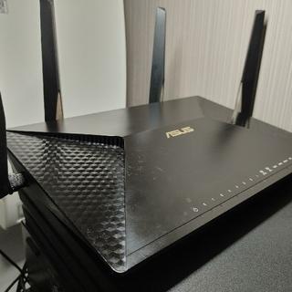 エイスース(ASUS)のASUS AC828 無線LANルーター(PC周辺機器)