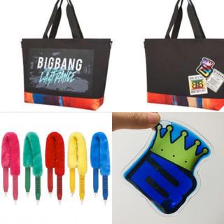 BIGBANG - 【新品未使用】★おまけ付 BIG BANGライブグッズセット