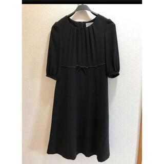 ソワール(SOIR)の東京ソワール フォーマルワンピース 11号(礼服/喪服)