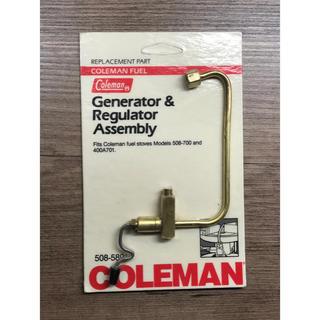 コールマン(Coleman)のコールマン ジェネレーター coleman peak1  400A701(ストーブ/コンロ)