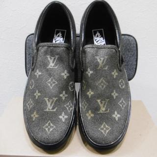 ヴァンズ(VANS)の新品 ヴァンズ スリッポン Louis Vuittonカラー カスタム 27.5(スニーカー)