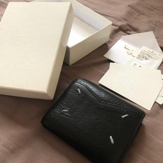 マルタンマルジェラ(Maison Martin Margiela)のMaison Margiera wallet メゾン マルジェラ 三つ折り財布(折り財布)