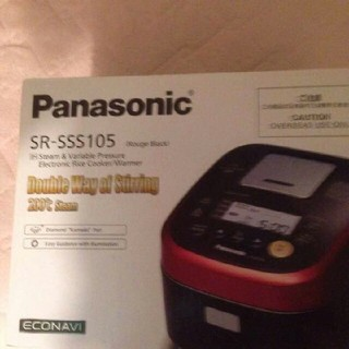 Panasonic - Panasonic 炊飯器