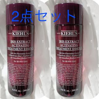 キールズ(Kiehl's)の新品❤️2点 KIEHL'S キールズ IRS エッセンス ローション (化粧水/ローション)