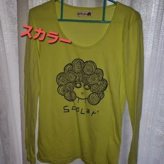 ScoLar - スカラーScolar★長袖Tシャツ
