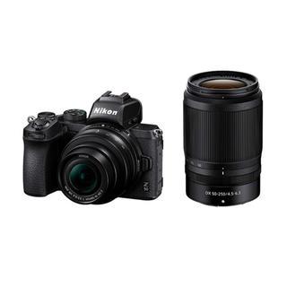 ニコン(Nikon)のNikon デジタルカメラ Z50 ダブルズームキット 未使用品(ミラーレス一眼)