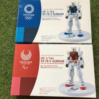 バンダイ(BANDAI)の東京2020  オリンピックパラリンピックHG1/144がんだむ新品未使用(プラモデル)