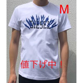ディーゼル(DIESEL)のDIESEL *Tシャツ *Mサイズ(Tシャツ/カットソー(半袖/袖なし))