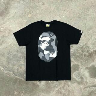 エムシーエム(MCM)のBAPE 20ss Splinter camo big ape head tee(Tシャツ/カットソー(半袖/袖なし))