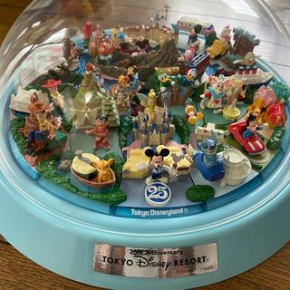 Disney - ディズニーリゾート25周年ジオラマフィギュア