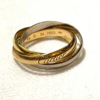 カルティエ(Cartier)のカルティエ トリニティ(リング(指輪))