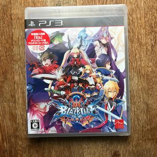 プレイステーション3(PlayStation3)のブレイブルー セントラルフィクション PS3(家庭用ゲームソフト)