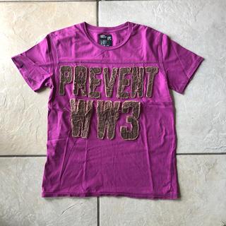 ピーピーエフエム(PPFM)のPPFM 半袖 Tシャツ M(Tシャツ/カットソー(半袖/袖なし))