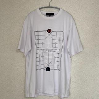 ラフシモンズ(RAF SIMONS)のXanderzhou ザンダーゾウ Tシャツ ティーシャツ(Tシャツ/カットソー(半袖/袖なし))