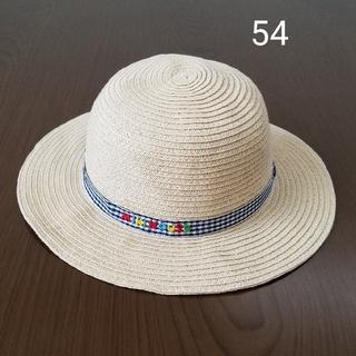 mikihouse - [54]ミキハウス麦わら帽子