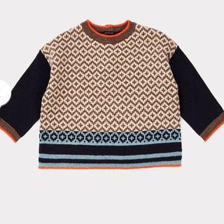 キャラメルベビー&チャイルド(Caramel baby&child )のキャラメルベビーアンドチャイルド セーター(ニット/セーター)